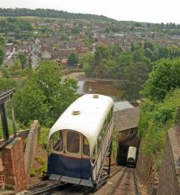 Castle Cliff Railway